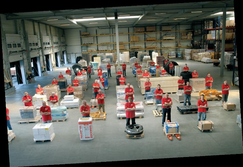 grayvis logistics vrachtwagen hoofdkantoor